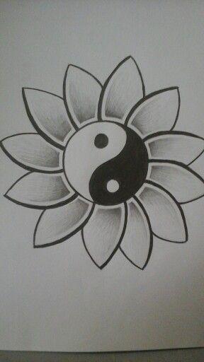 15+ Ideas Drawing Ideas Easy Cute Flowers | Cute easy ...