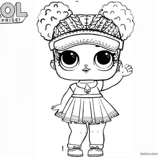 Mermaid Lol Surprise Doll Coloring Pages Merbaby Free Printable Coloring Pages Christmas Coloring Sheets Lol Dolls Coloring Pages