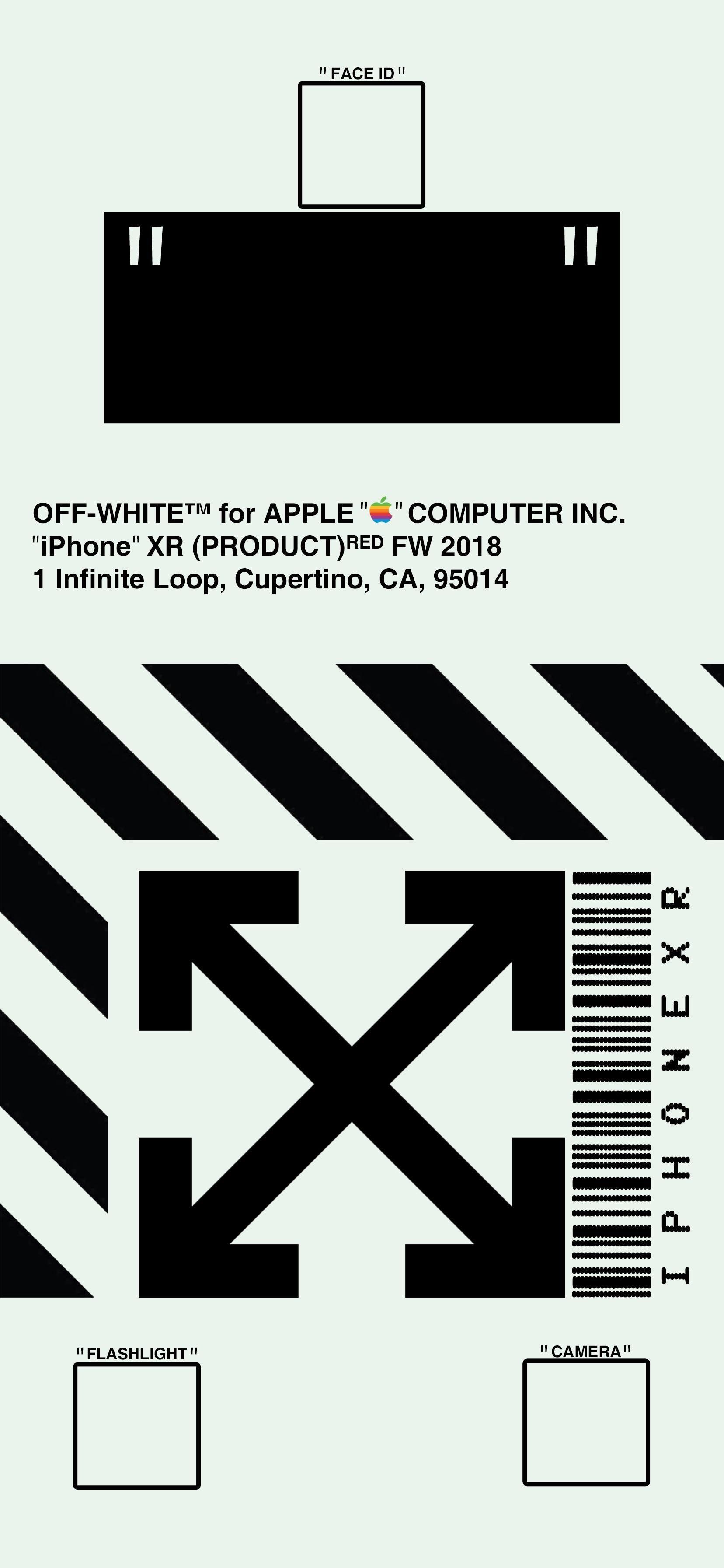 Wallpaper Iphone Off White In 2021 White Wallpaper For Iphone Iphone Wallpaper Off White Wallpaper Off White