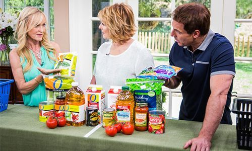 Home & Family - Episodes - Eating Organic on a Budget with Sophie Uliano  5/16 #Channel #Family #Hallmark #home #season