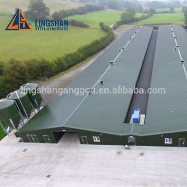 Low Cost Steel Broiler Poultry Shed Design Shed Design