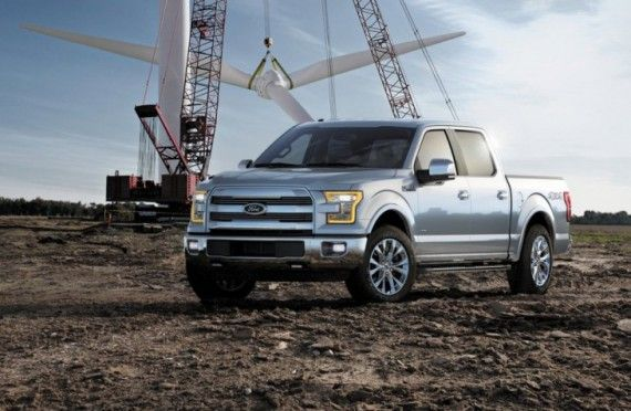 The Usa Most Wanted Truck The Totally New Ford F 150 Ford F150