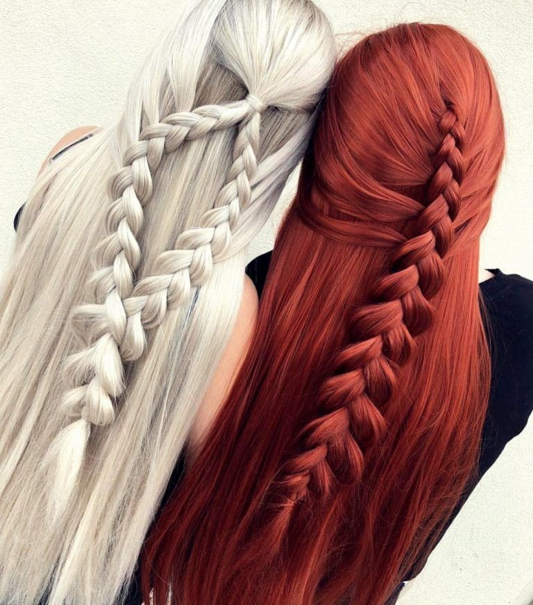 25 impresionantes peinados largos para mujeres Trend bob peinados 2019