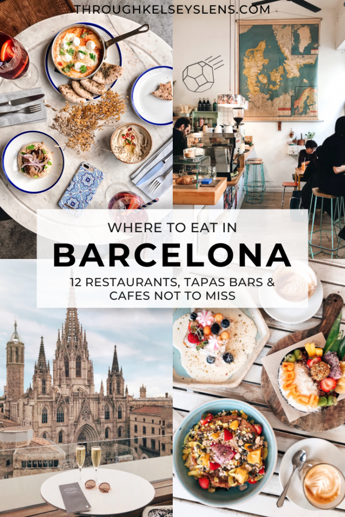 Barcelona Food Guide: Where to Eat in Barcelona