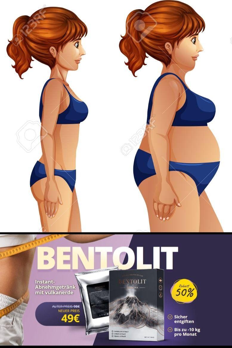 Schneller Gewichtsverlust und Entzündung der Wirbelsäule