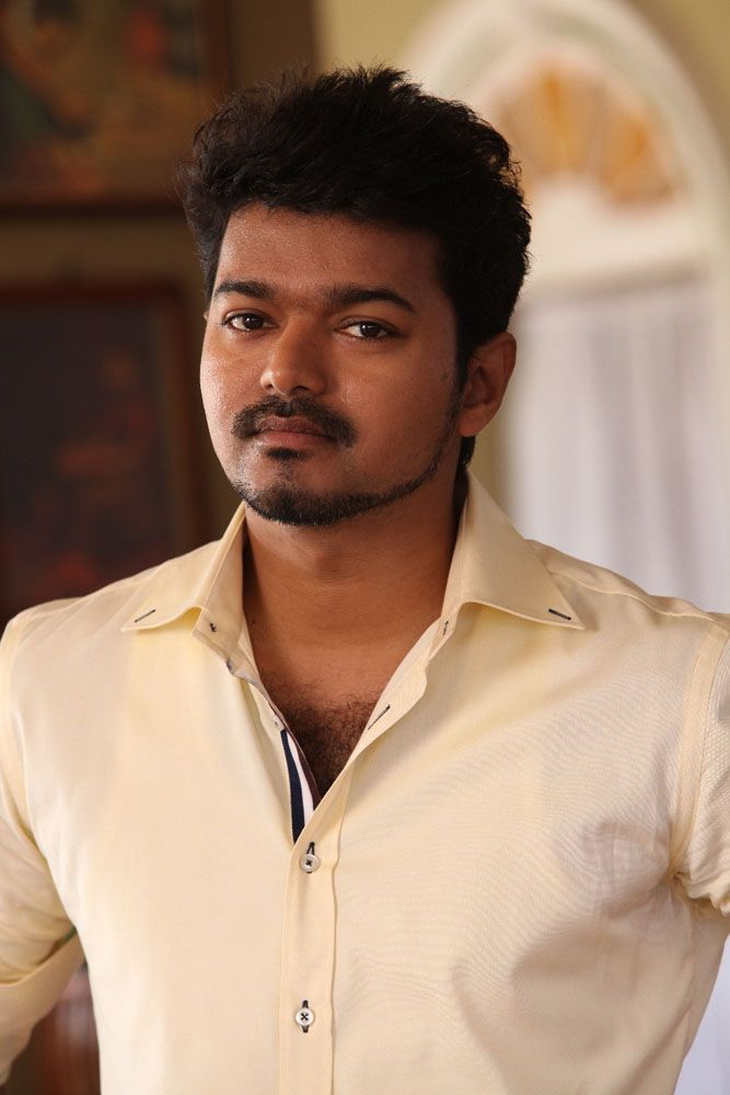 Vijay in Jilla Movie (With images) | Cute actors, Vijay actor