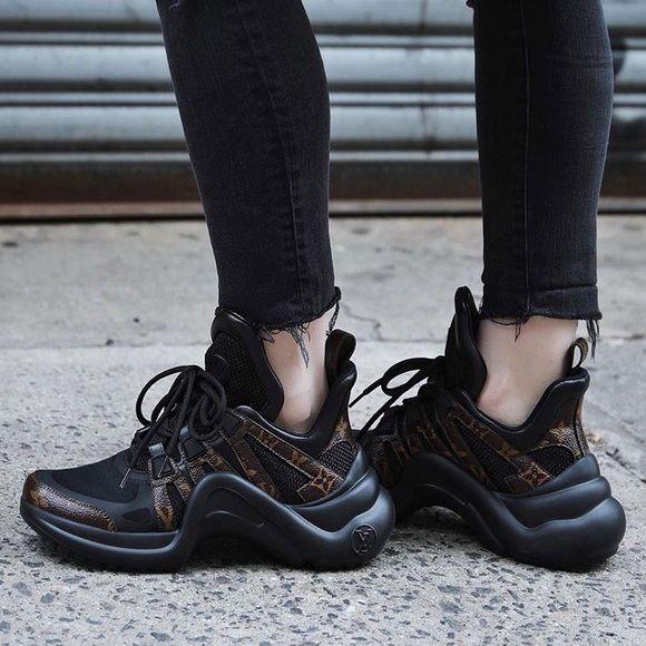 2cba190553b Louis Vuitton Shoes - Louis Vuitton Archlight Sneakers