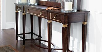 Elmont Console Table Furniture Home Decor Living Room Console
