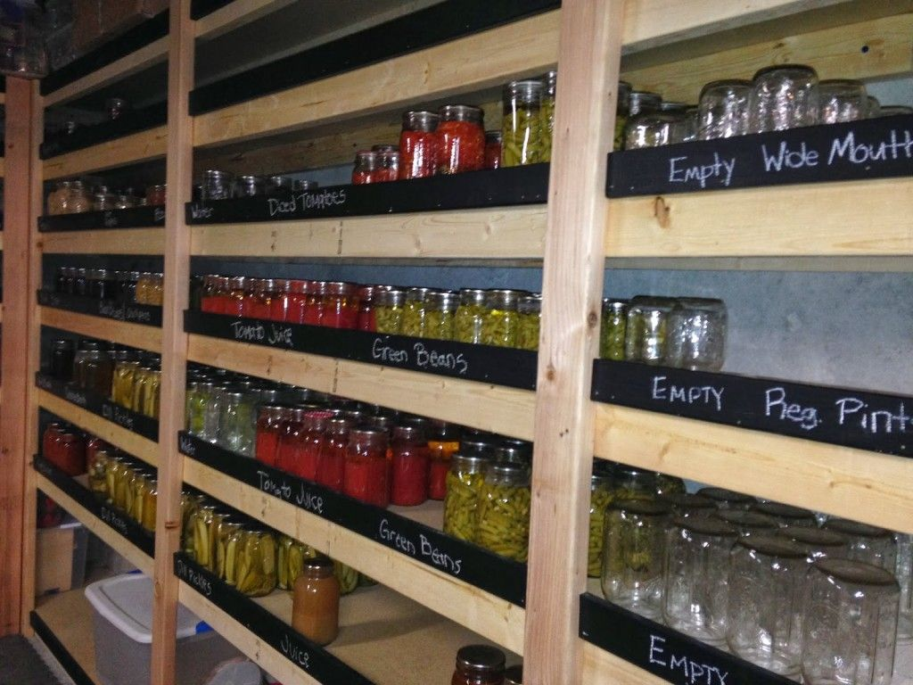 Canning Pantry-17   Preserving food   Pinterest   Pantry ...
