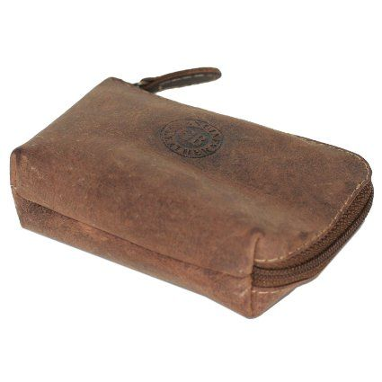 Greenburry 1795 25 Vintage Leder Schlüsseletui