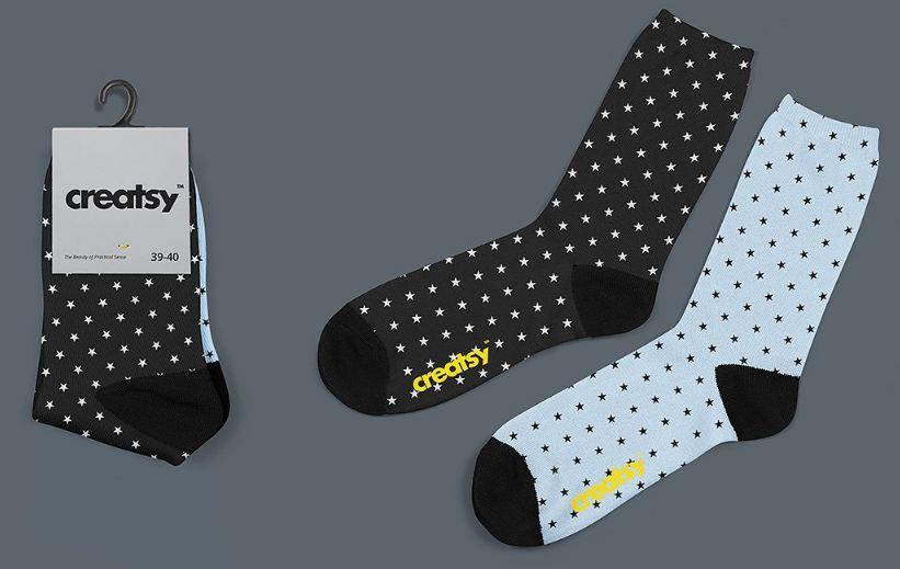 Download 27 Socks Mockup Psd Templates For Cool Showcase Texty Cafe Mockup Psd Mockup Socks Packaging