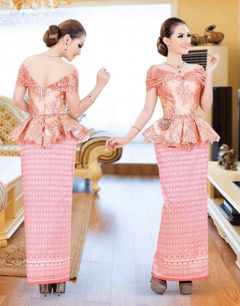 Khmer Traditional Dress | Khmer Traditional Dress | Pinterest ...