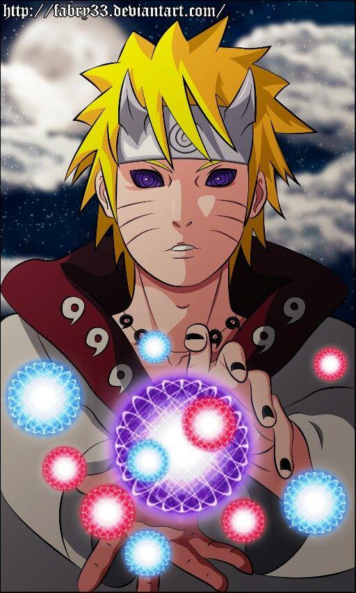 101 Gambar Naruto Rikudo Paling Keren
