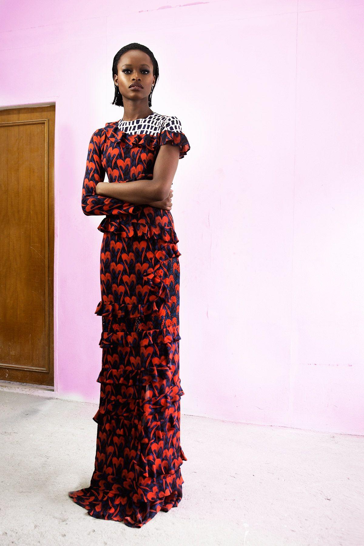 Looking Stylish With Lisa Folawiyo Fashion Nigerian Fashion Designers African Fashion