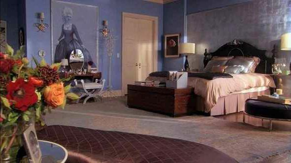Elegant Blair Waldorf´s Bedroom