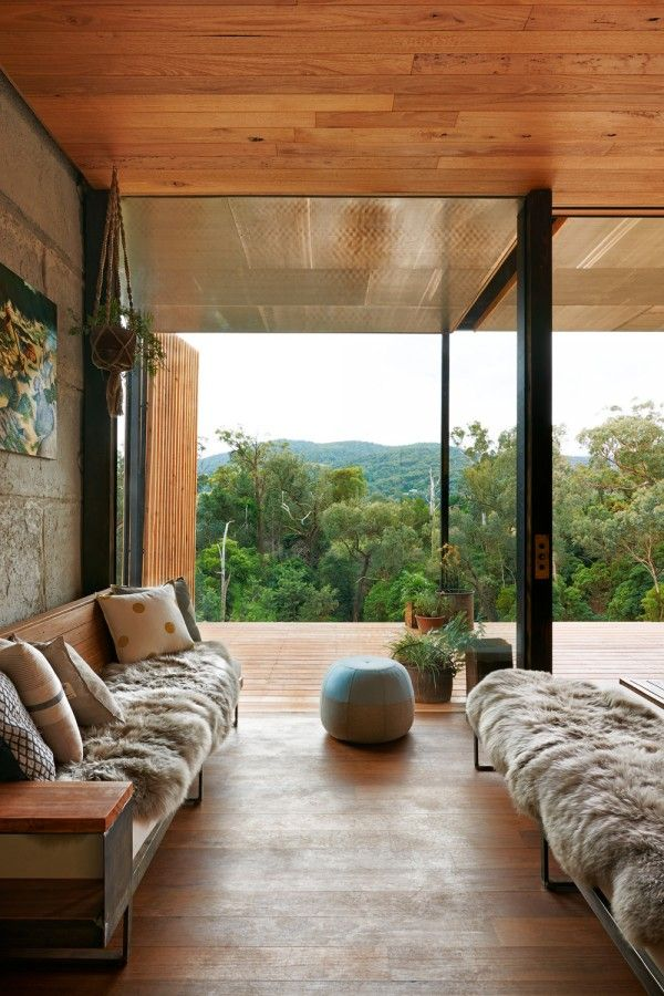 Grand Designs Australia Yackandandah Sawmill House Complete Home Grand Designs Houses Interior Architecture Design Eco House Design