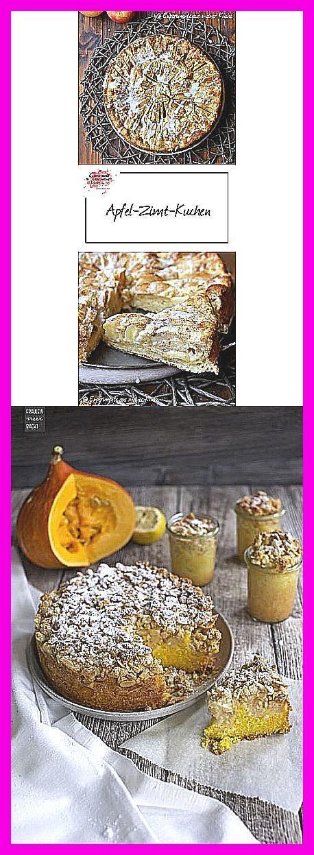 Photo of Quark- Apfel- Kuchen Einfach In Der Zubereitung – Aus Meinem Kuchen Und Tortenbl…