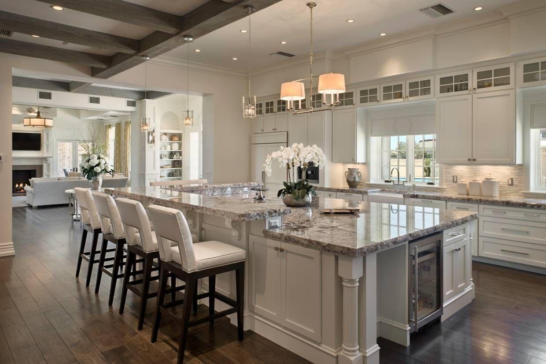 2014 Parade Of Homes Award Winning Granite Kitchen