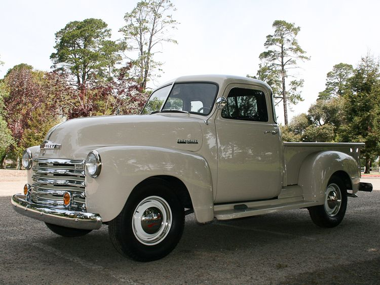 My dream pick up a 1952 chevy pickup but in yellow ap easily a 1952 chevy pickup but in yellow publicscrutiny Gallery