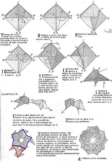 Diagrama kusudama electra pinterest david mitchell diagram and origami diagram page 2 of kusudama electra by david mitchell mightylinksfo