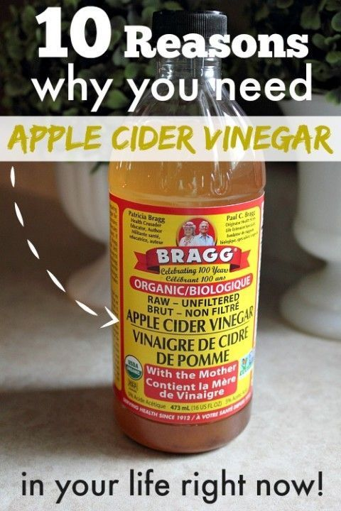 Apple cider vinegar has so many great uses for home and health! I'm so happy to have found out about all of the…   Apple cider vinegar remedies ...