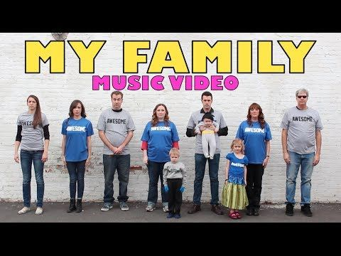 My Family Music Video Hahahahahaha Lol I Love Colleen This Is