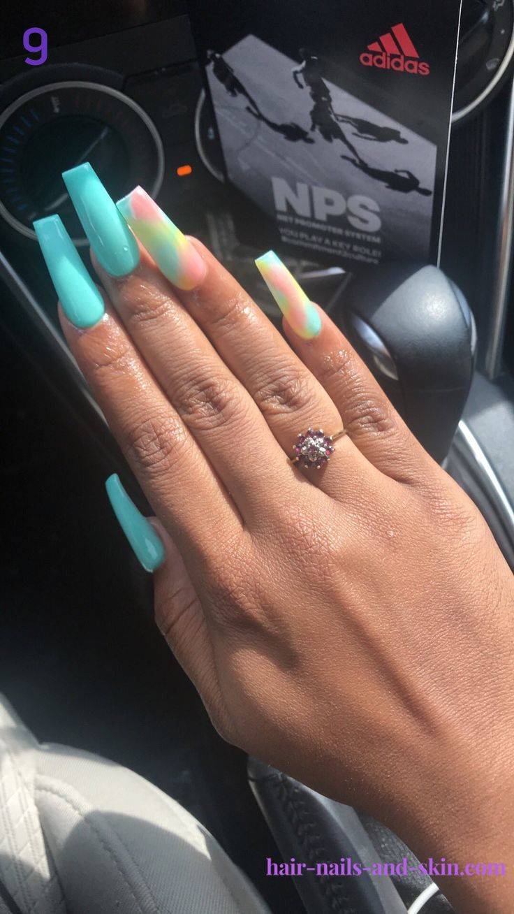Acrylic Nails For Prom