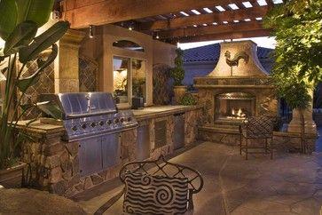 Mediterranean Outdoor Entryways | Luxurious Mediterranean Outdoor Living    Mediterranean     Sacramento .