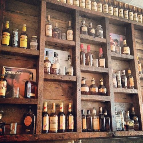 34+ Awesome Basement Bar Ideas and How To Make It With Low ...