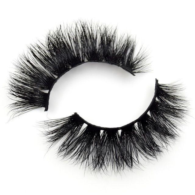 a221af458c0 Visofree Eyelashes 3D Mink Lashes Makeup Handmade Full Strip Mink Eyelashes  Soft Fluffy Eyelashes Full Volume False Eyelash E04 Review