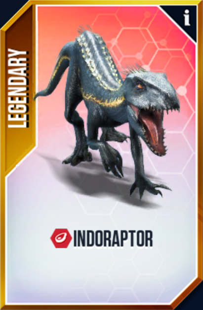 Indoraptor Jurassic world hybrid, Jurassic world