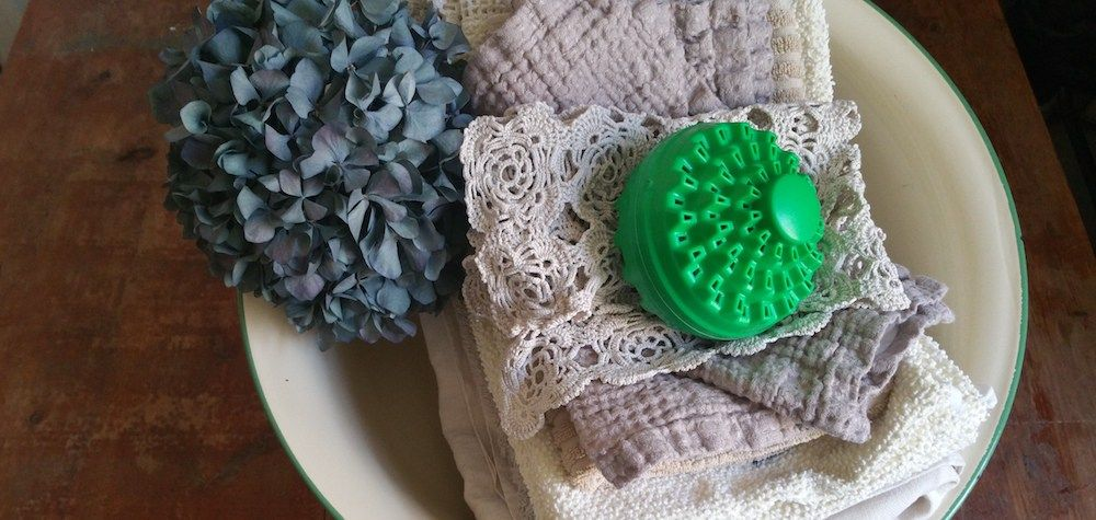 I use an eco ball for my laundry (by Way of Life) instead of traditional and chemical heavy detergents. It is safe, environmentally friendly, saves you money and causes no allergies.    ekopesupallo & ekologinen pyykki - Outi Les Pyy Outi Les Pyy
