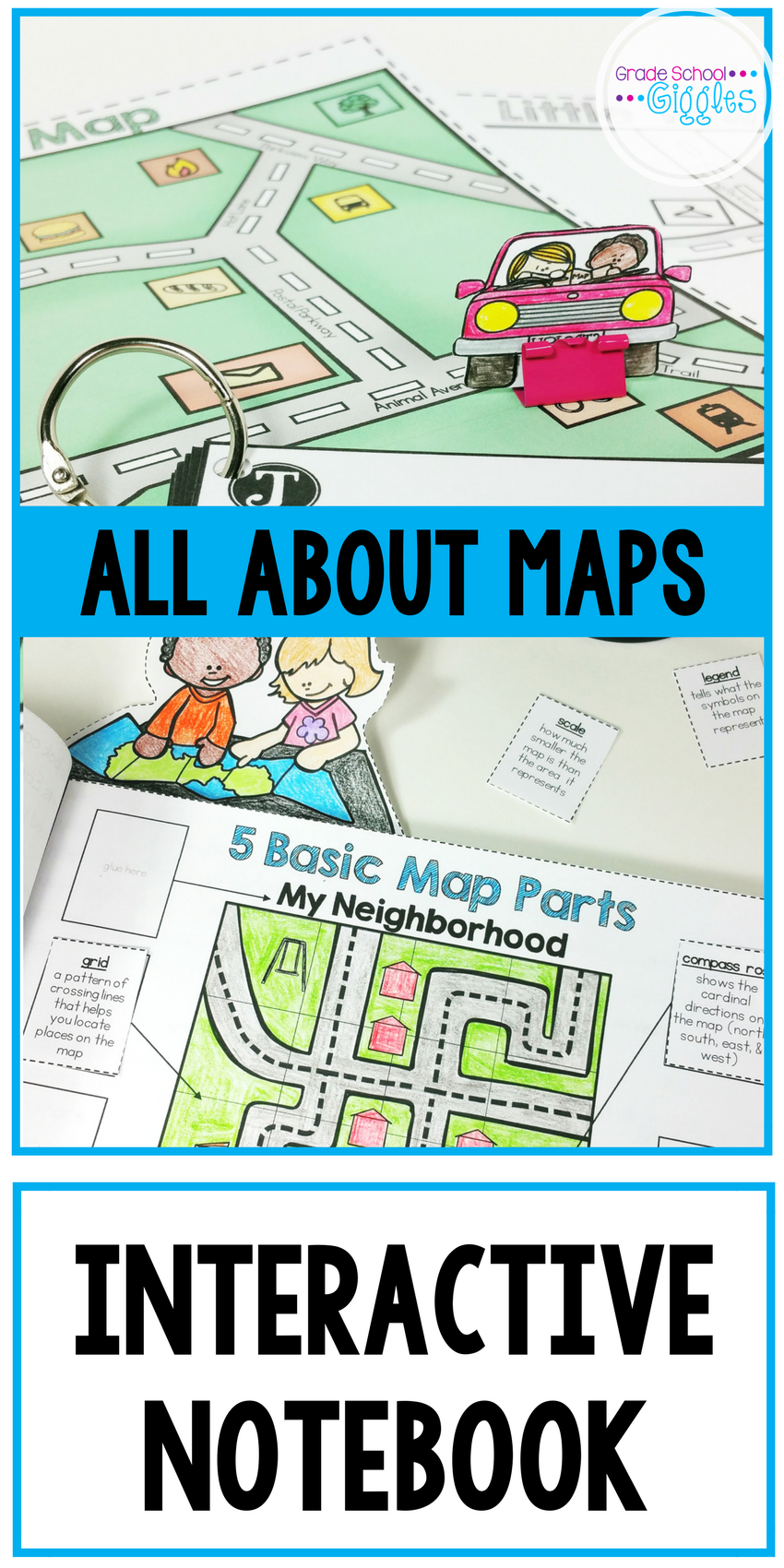 Map Skills For Social Studies Pinterest Map Skills Interactive