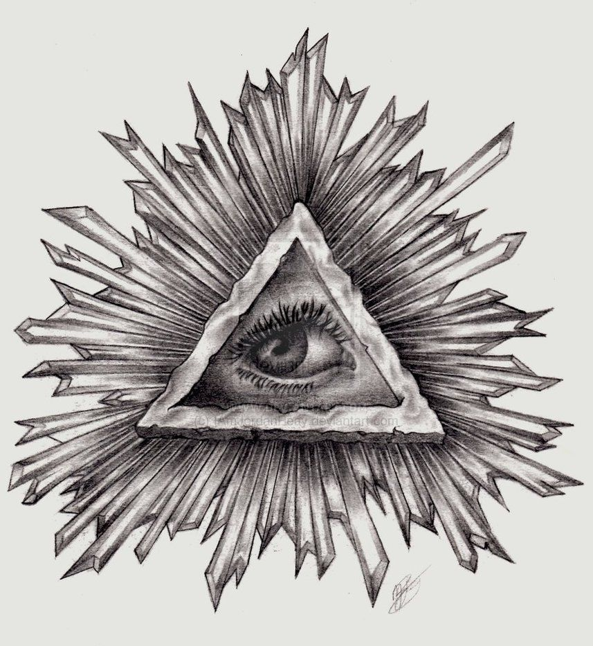 all seeing eye tattoo designs all seeingness by iamjordanreay projects to try pinterest. Black Bedroom Furniture Sets. Home Design Ideas