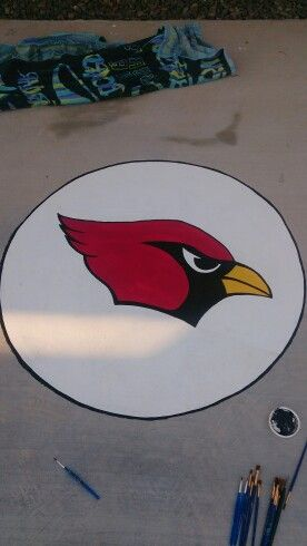 Cardinals, 36 inches