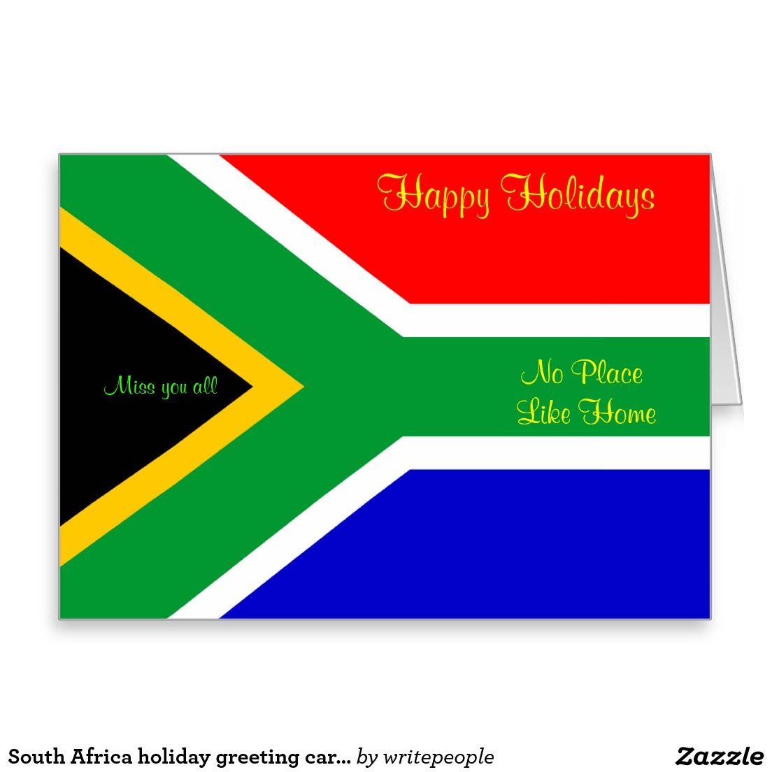 South Africa Holiday Greeting Cards South Africa Holidays Holiday