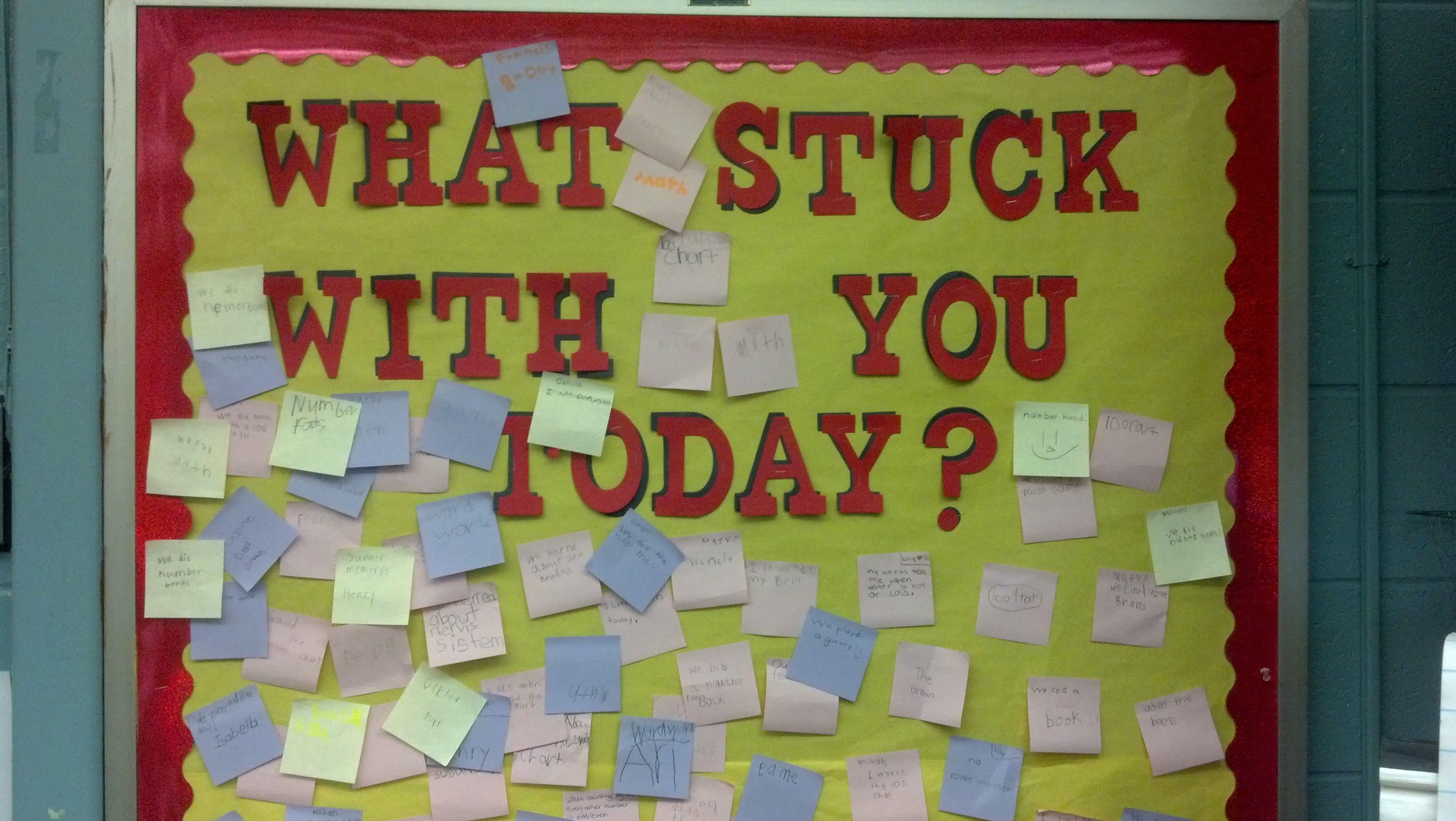 Second Grade Bulletin Board Ideas
