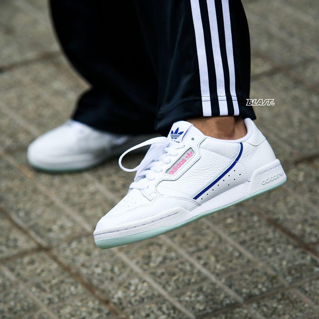 adidas continental mujer zapatillas