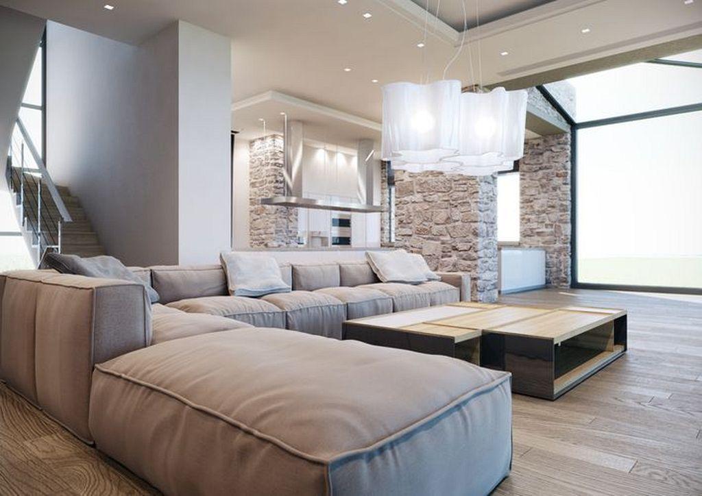 30 neutral warm living room decor ideas for home decor