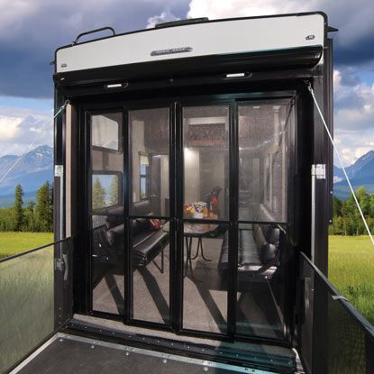 Rv With Sliding Glass Doors Choice Image Doors Design For House