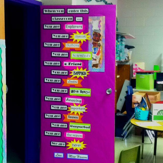 Classroom Ipad Ideas ~ Best classroom door ideas on pinterest school