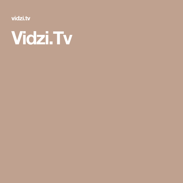 Vidzi Tv