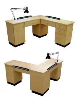 Custom Made Manicure Tables Single 45417
