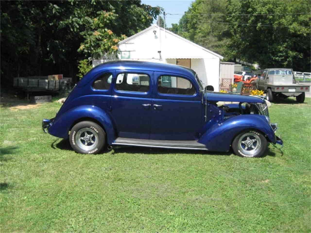 Nice 1937 Ford 4 Door Sedan Hot Rod Hot Rods Hot Rods Cars Sedan