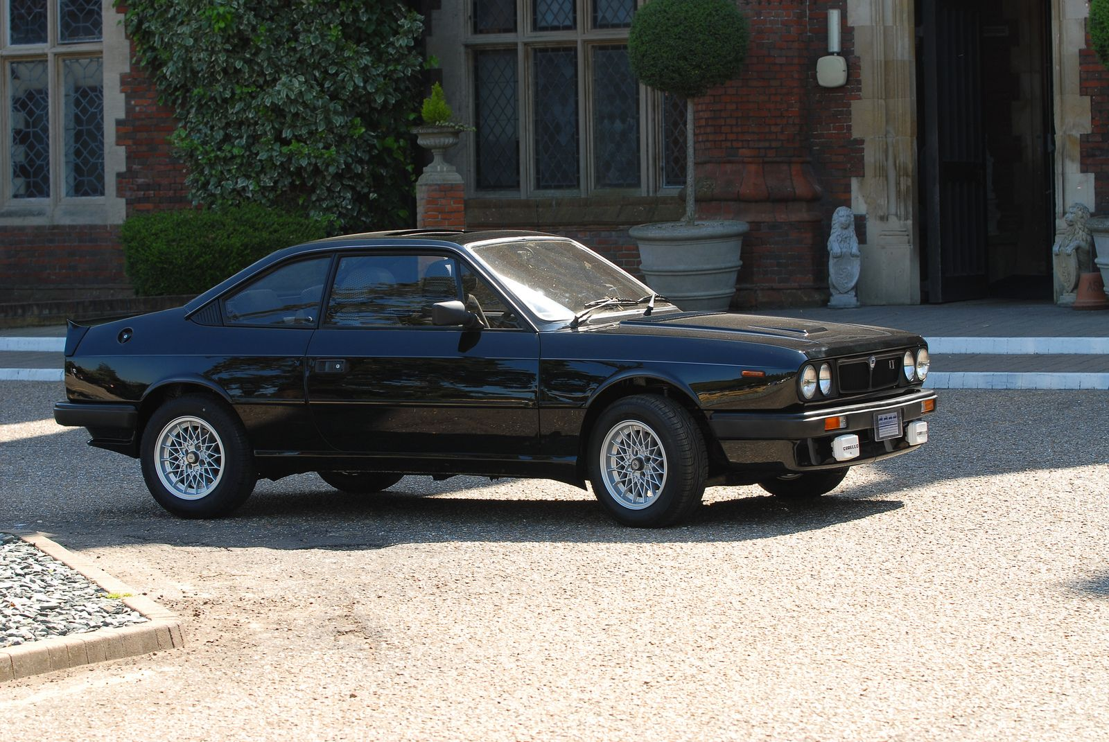 Lancia beta coupe black lancia pinterest coupe cars and lancia beta coupe black vanachro Gallery
