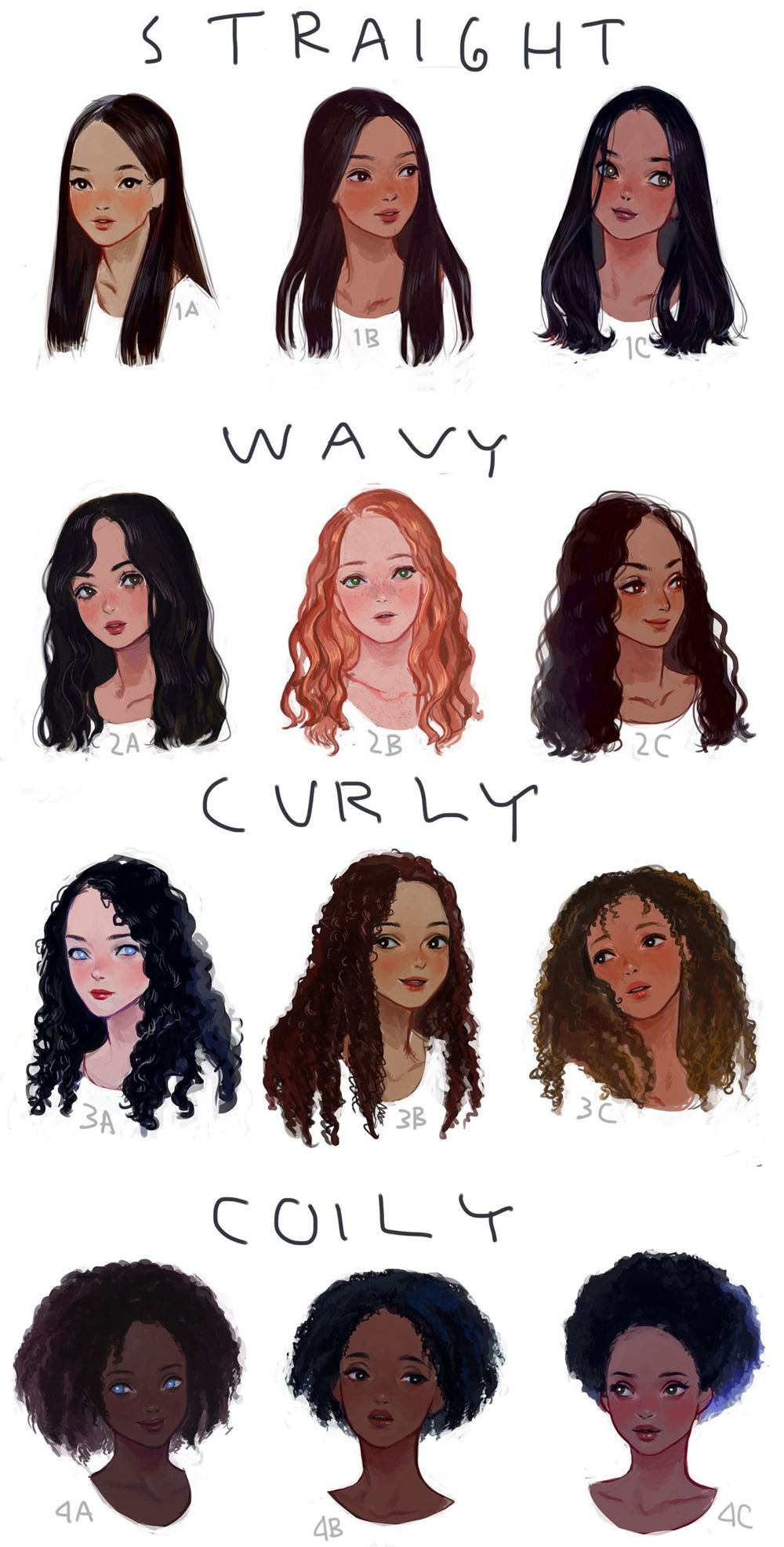 ALSO FOR PEOPLE THAT ARE LIKE, MY HAIR IS SO CURLY UGHH ...
