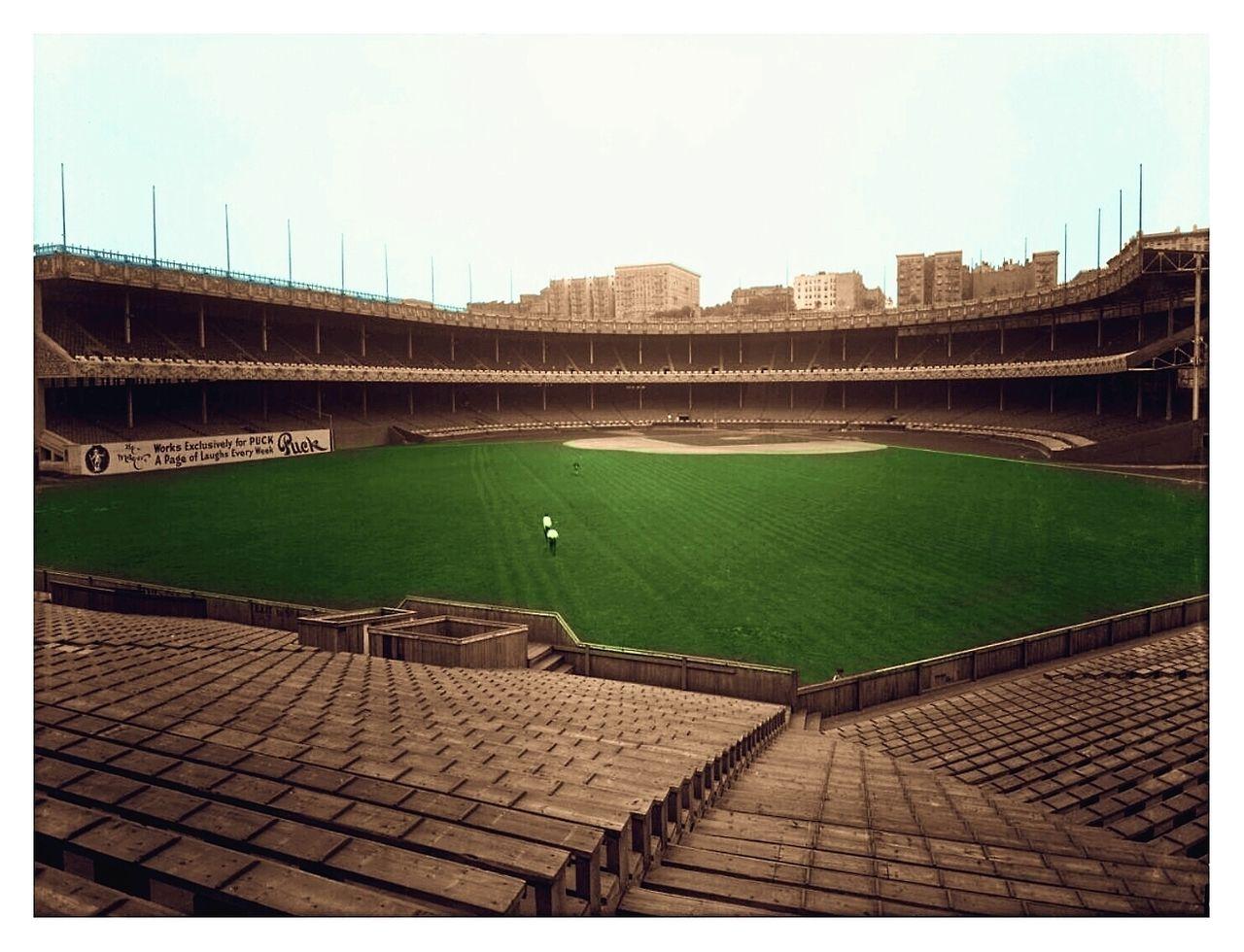 Polo grounds Polo grounds, New york stadium, Baseball park