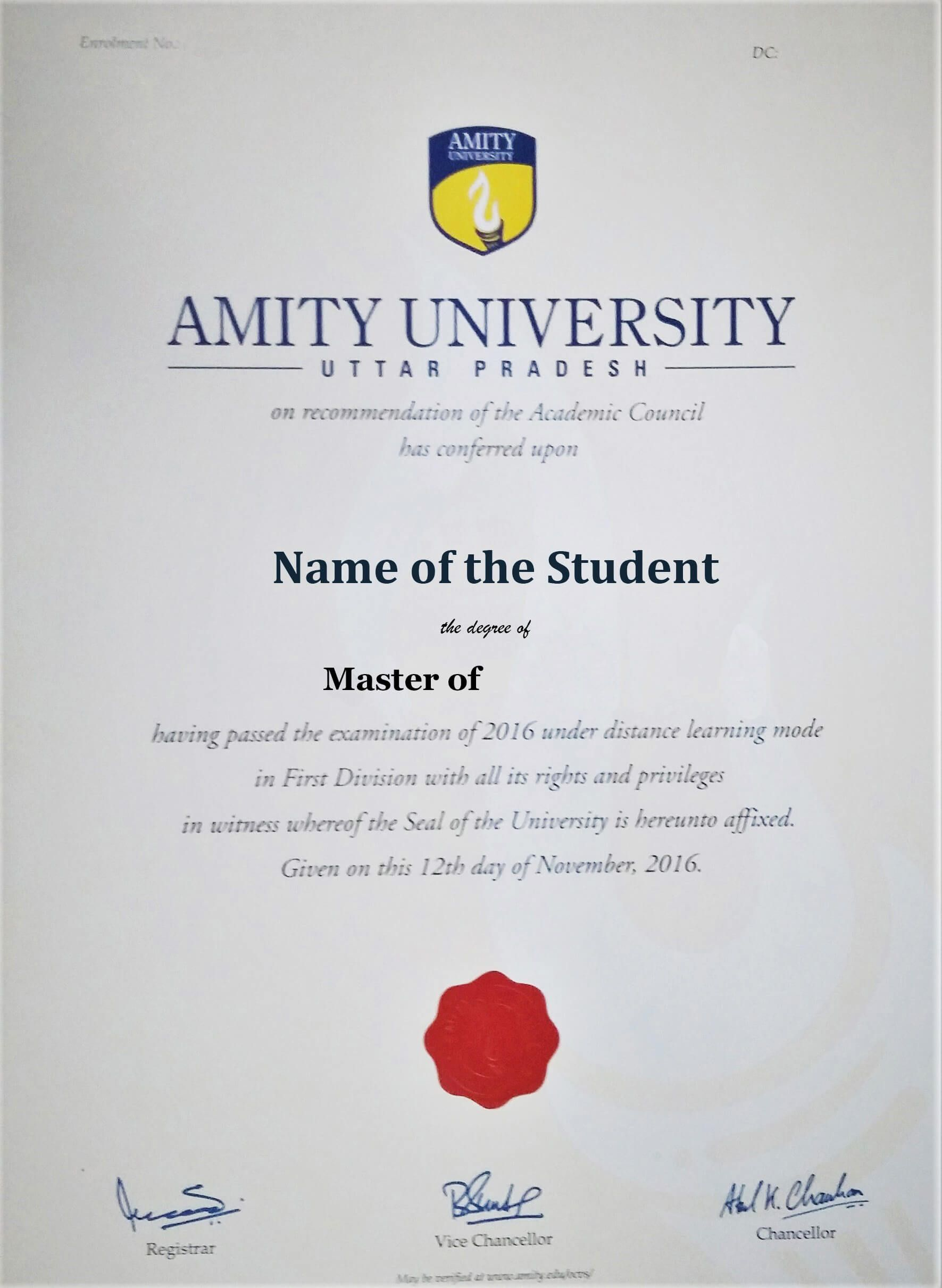Master of Business Administration(MBA) Online Degree