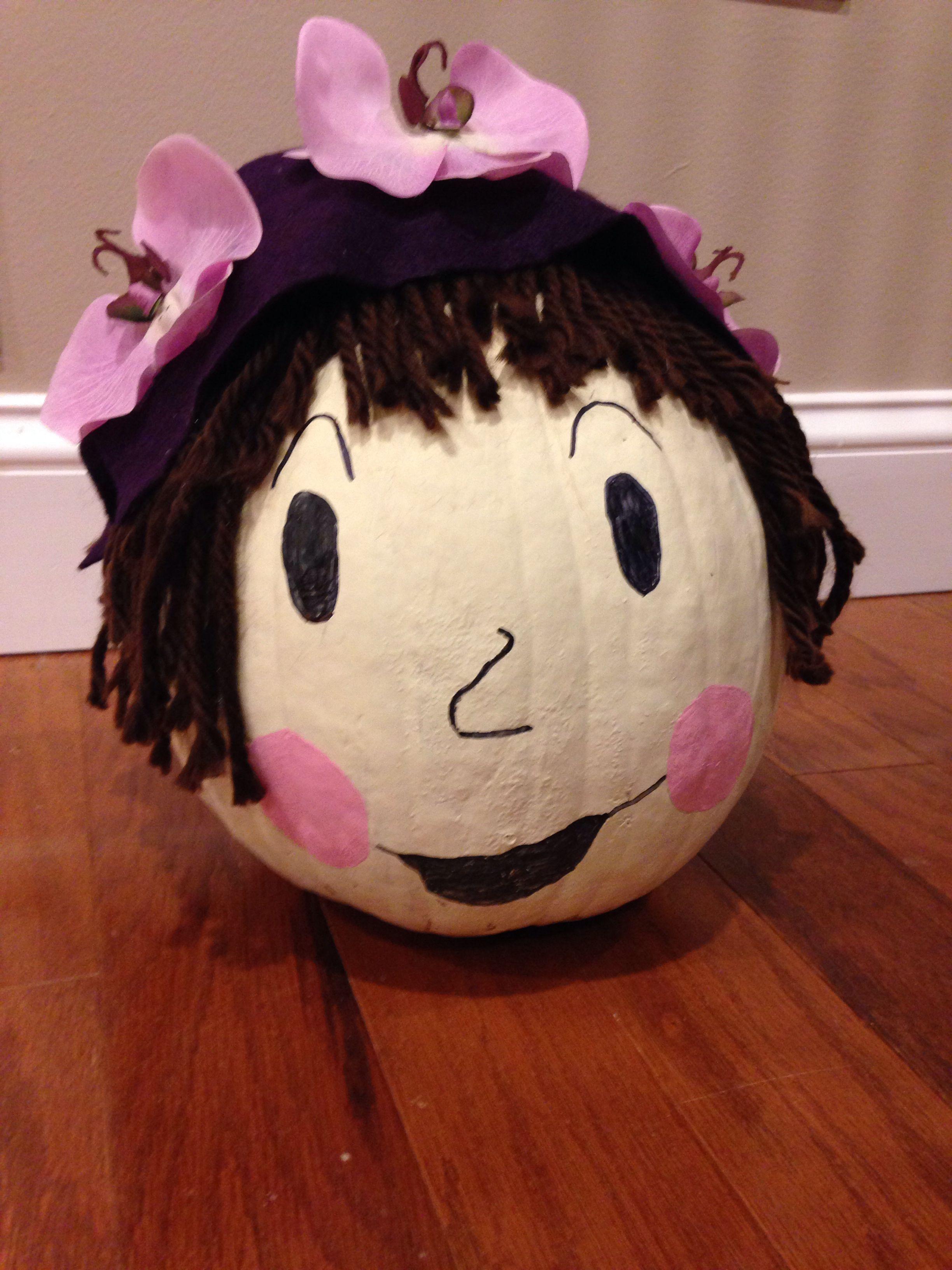 Amelia Bedelia Pumpkin