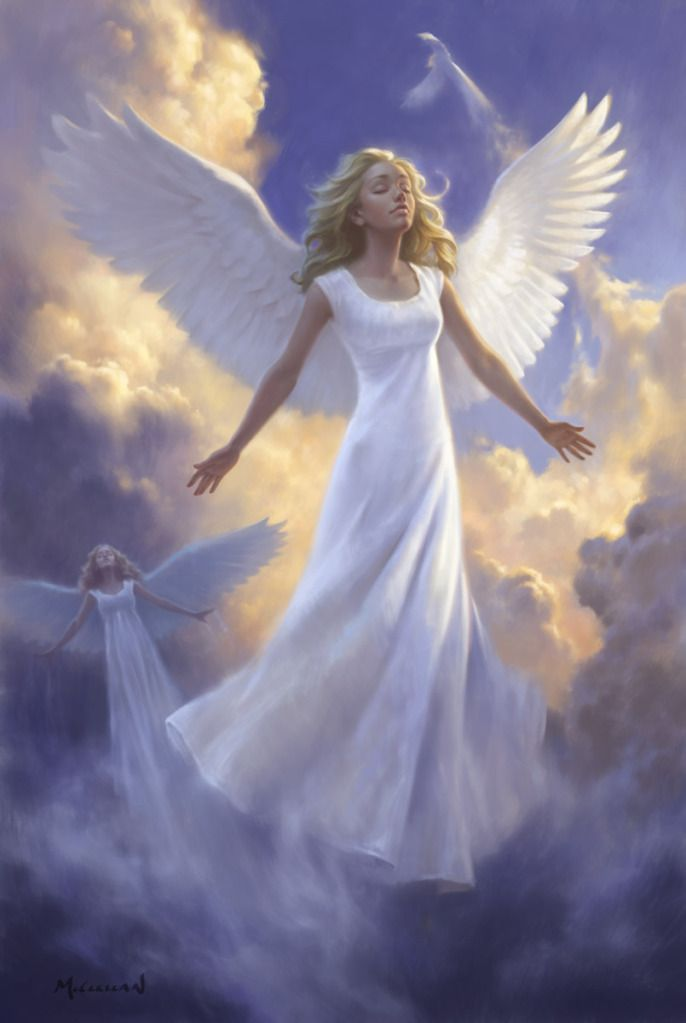 Sending an Angel to watch over you....